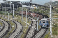 Hambach- lignite train (D)